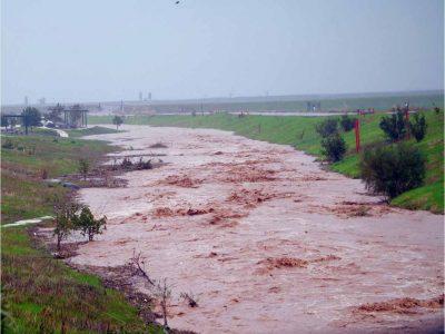 נשארנו עם משקעים: סיכום השבוע הגשום בעמק