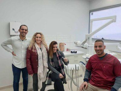 לראשונה במגדל העמק: טיפולי שיניים לחברי מכבי