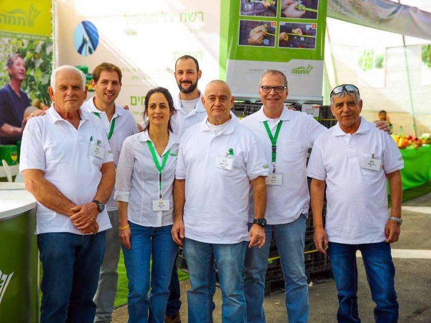 חברות מהעמקים יציגו חידושים בתערוכה החקלאית בתחנת 'יאיר'