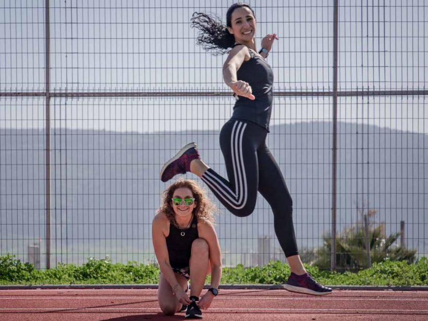נשים, מתאים לכן לרוץ באוסטריה עם רצות מכל העולם