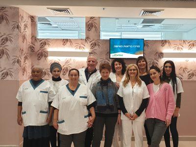 בשורה לנשות עפולה והסביבה:מרכז בריאות האישה של כללית בעפולה עבר למרכז לרפואה יועצת