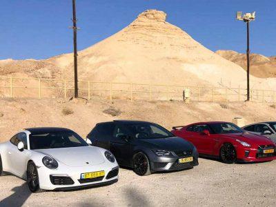 עפולה: הפארק העירוני יארח תערוכת רכבים יוקרתיים