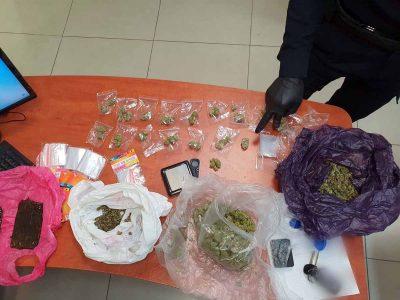 אישום: מכר לקטינה סמים מסוכנים בגן שעשועים