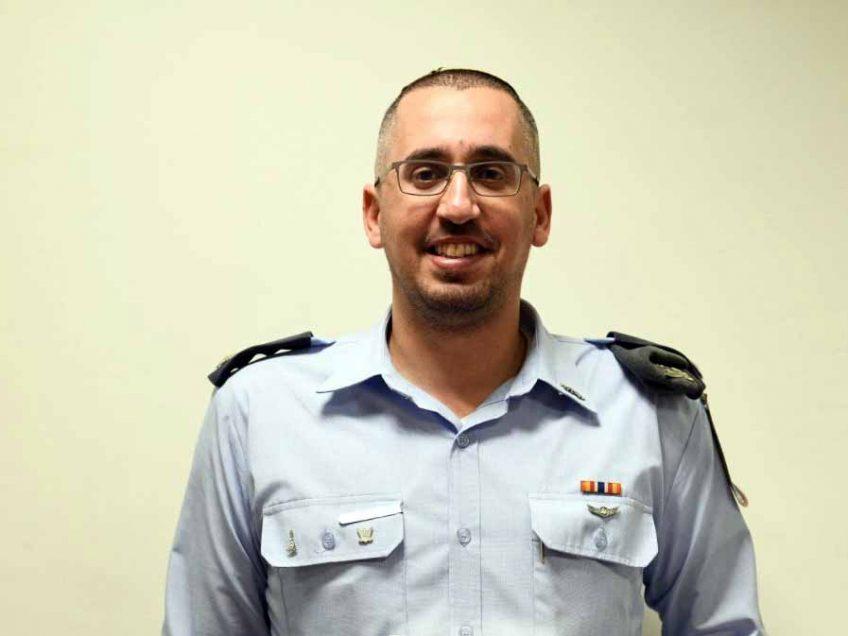 קצין ממגדל העמק: מצטיין בקורס פיקוד ומטה