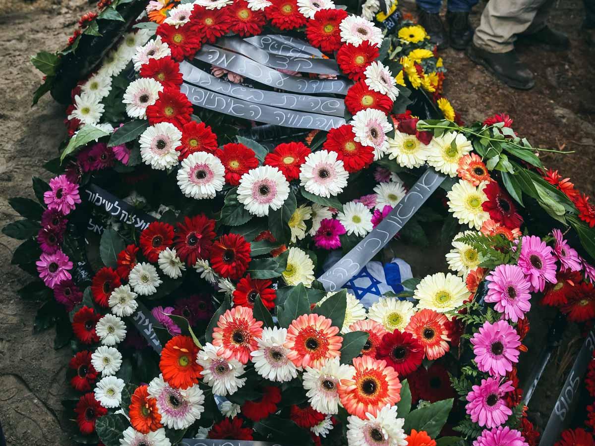 קברו של שמעון כהנר (קצ'ה) צילום: יריב קריסטל, עמק המעיינות