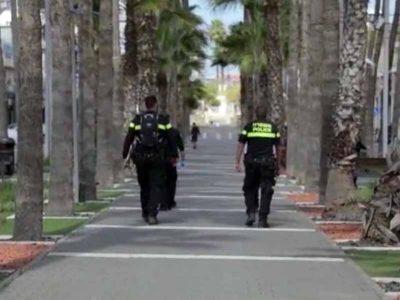 הקורונה בעפולה: המשטרה אוכפת מפירי בידוד והתקהלויות אסורות
