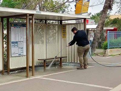 עפולה: ראש העיר אלקבץ העלה את רמת הכוננות בעיר