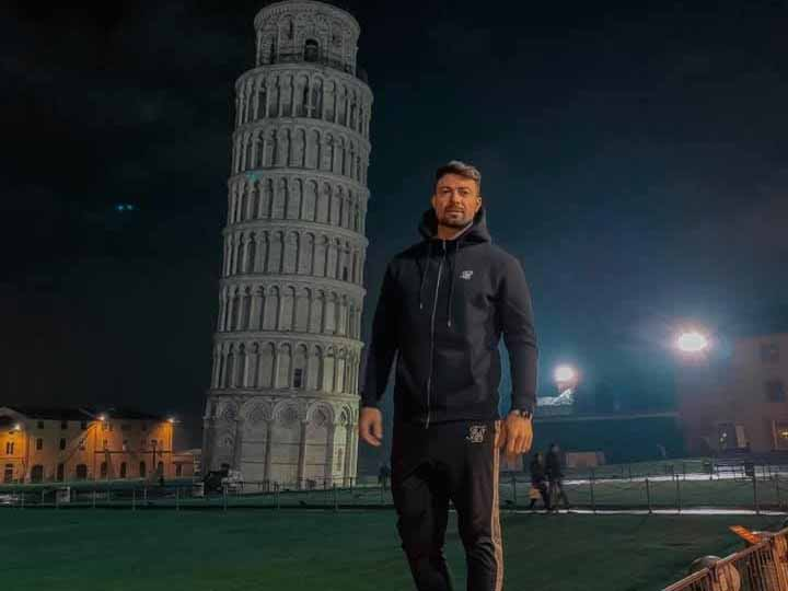 """""""האיטלקים מתקשים להסתגל למציאות החדשה"""", פרידמן באיטליה.  צילום: אלבום פרטי"""