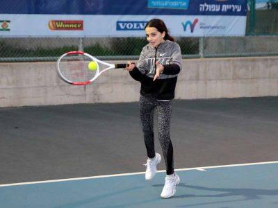 """""""אייס"""" מהקורונה: טורניר הטניס הבינלאומי בעפולה נדחה לאוקטובר"""