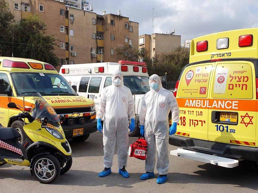 העמק: שני חולים חיוביים לנגיף הקורונה הועברו לבית החולים