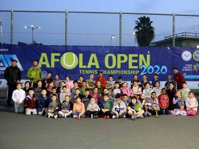 תכירו: אקדמיית הטניס המבטיחה מעפולה
