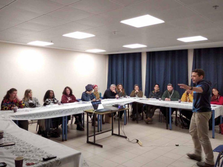 מגדל העמק: נפתח מרכז הכשרה לתיירות חברתית
