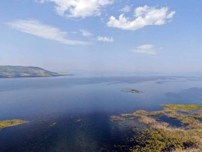 """המפלס הלאומי: האי הולך ונעלם, רק 15.5 ס""""מ לכינרת מלאה"""