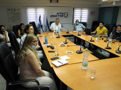 מגדל העמק: הושקה תכנית עירונית לקידום ופתרונות תעסוקה