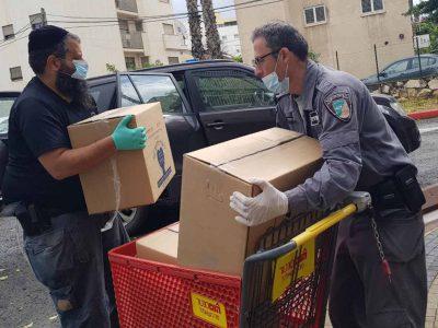 עפולה: מבצעי ערבות הדדית עירוניים במשבר הקורונה