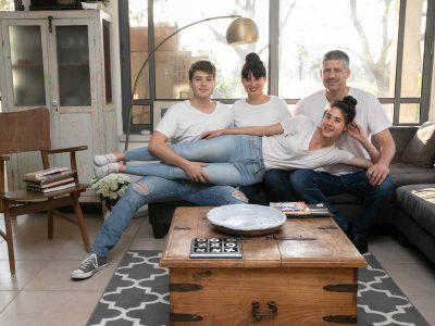 עמק יזרעאל: 'משפחה בימי קורונה'- פרויקט צילום מיוחד בקיבוץ שריד