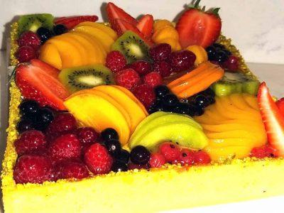 קינוח משפחתי טעים לשבת: מה דעתכם על טארט פירות מהיר וקל להכנה