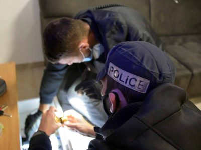"""מגדל העמק: נעצרו חשודים בפרשת אמל""""ח חמורה"""