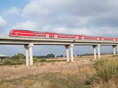 בראשון: רכבת העמק חוזרת לפעילות באופן הדרגתי