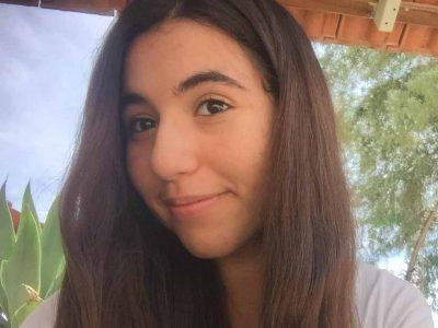 מקור לגאווה: תלמידה מגדעונה זכתה במקום השני בתחרות מדענים ומפתחים צעירים בישראל