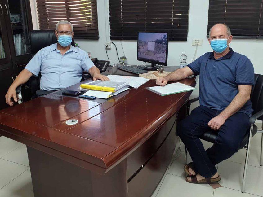 הוויכוח הציבורי סביב נחל האסי: ראשי הרשויות בית שאן ועמק המעיינות קוראים למציאת פתרון
