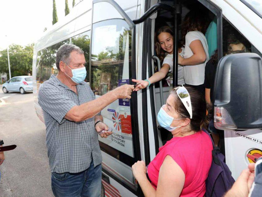 עמק יזרעאל: מהפכה בקווי התחבורה הציבורית באשכול היישובים הצפוני