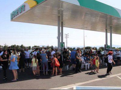 """גלבוע: נפתחו 2 תחנות דלק חדשות ביזרעאל ואיזוה""""ת """"מבואות הגלבוע"""""""