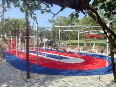 עפולאים: מוכנים לאתגר הנינג'ה החדש בפארק העירוני?