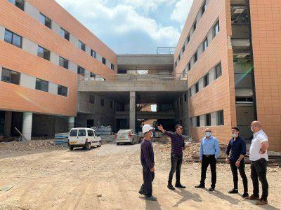 עפולה: בקרוב ייפתח מרכז רפואי נוסף שיספק מאות מקומות עבודה