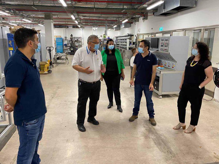"""מגדל העמק: שתי חברות חדשות הוקמו באיזוה""""ת """"רמת גבריאל"""