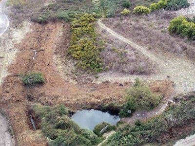 מגידו: שיקום סביבת מעיין עין רחנייה בשמורת טבע נחל השופט