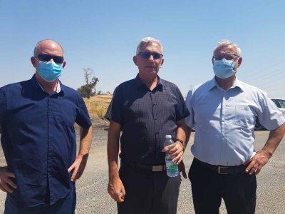 ראשי הרשויות עמק המעיינות ובית שאן אומרים: לא לתחנת כוח