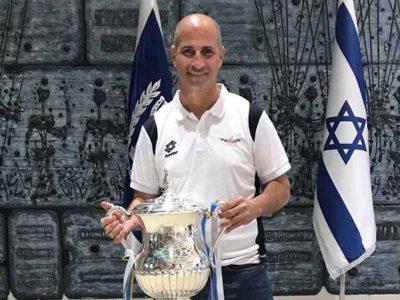 אלון דוד מונה למנהל מחלקת הנוער של הפועל עפולה