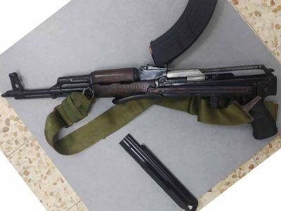 סוכלה עסקת נשק בואדי ערה