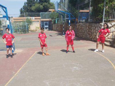 נוף הגליל: תכנית הכדורגל לילדים של עמידר החדשה ושער שוויון בעיר סוגרת שנה מוצלחת