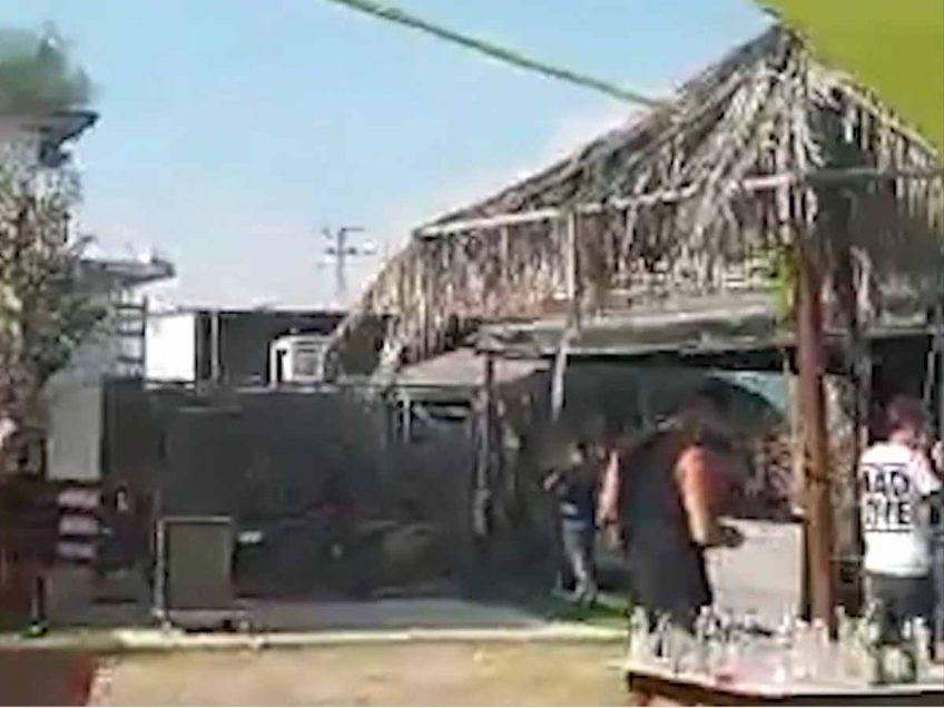 קורונה PARTY: המשטרה הפסיקה לפנות בוקר מסיבת טבע בבית שאן