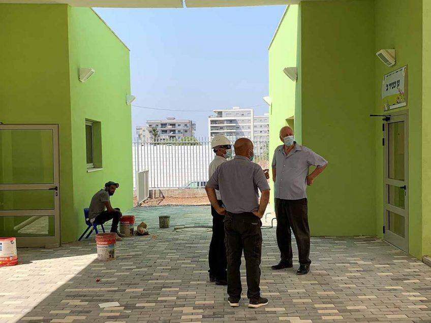 הנהלת עיריית עפולה תפתח את שנת הלימודים במוסדות החינוך