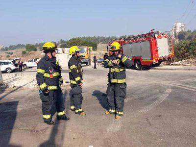 מגדל העמק: דליפת אמוניה במפעל סנפרוסט