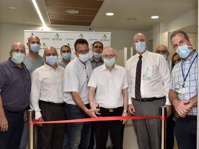 מכשיר ה MRI המתקדם ביותר בעולם נחנך במרכז הרפואי העמק