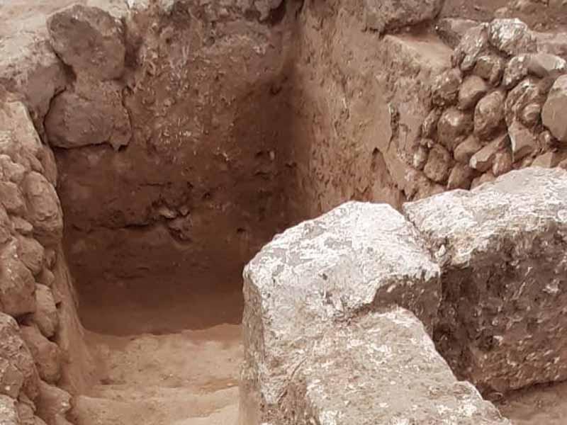 עמק יזרעאל: מקווה בן 2000 שנה נחשף במפתיע