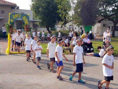 מגידו: 3,520 תלמידי המועצה פתחו היום את שנת לימודים