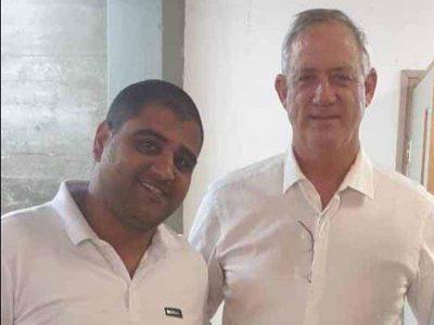 עפולה: חבר המועצה לירז וזאן ישמש כציר בקונגרס הציוני