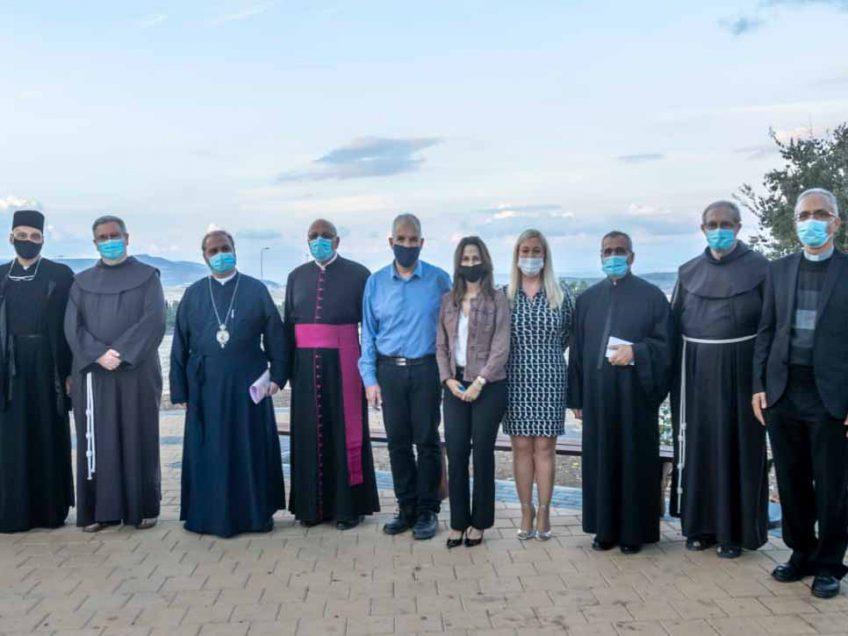 קריאה של הוועדה העליונה הקתולית של הבישופים לפנות את כלא מגידו
