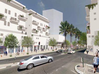 מתחדשת: מגדל העמק מקדמת תכנית להתחדשות עירונית במרכז העיר