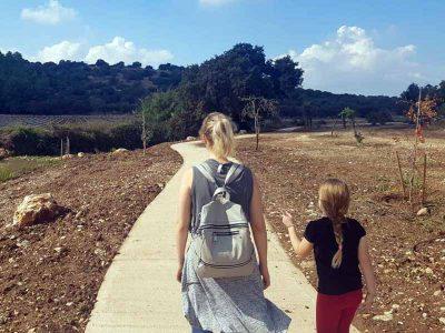 בעמק יזרעאל מצביעים ברגליים: לא מוותרים על יום הצעידה הבנילאומי