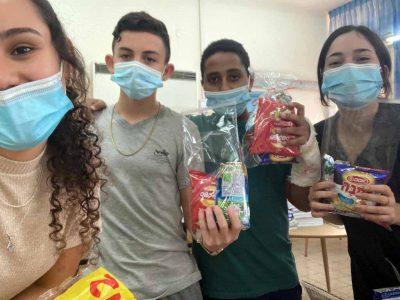 עפולה: חבילות מתוקות יועברו לחולי הקורונה ב״העמק״