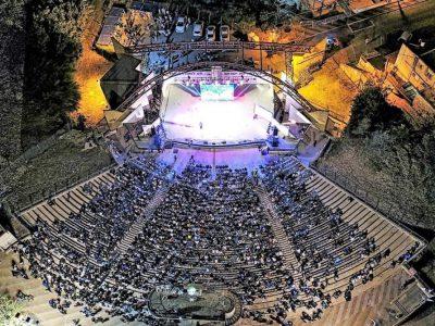 """קיסריה במגדל העמק: האמפיתאטרון ישודרג בעלות 4 מיליון ש""""ח"""