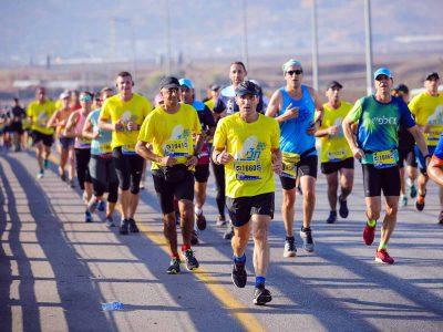 חצי מרתון עמק המעיינות 2020 יוצא לדרך בגרסה דיגיטלית מקומית