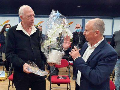 עפולה: מהנדס העירייה ישראל קנטור פורש אחרי כשני עשורים