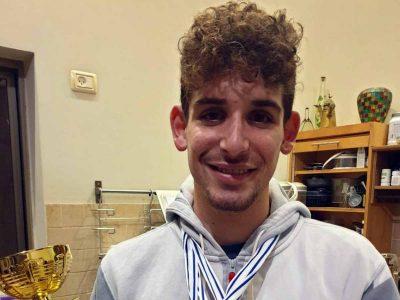 הכי מהיר שיש: עידו טל- פלג מכפר יחזקאל הוכתר כאלוף ישראל במקצה ״הספרינט״ באופניים